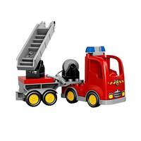 Lego Duplo Löschfahrzeug Detaillierte Ansicht 02