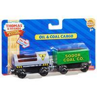 Thomas und seine Freunde Öl und Kohlefracht Detailansicht 01