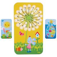 Haba Fädelspiel Pusteblume, Sonnenschein oder Fischfang wählbar