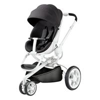 Quinny Kinderwagen Moodd Design 2017 Black Irony