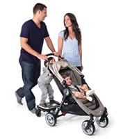 Baby Jogger City Mini 4 Single 2016 Detail Ansicht 07