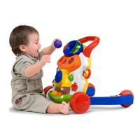Spielen mit der 2in1 Chicco Mobil Lauflernhilfe 06526101240306
