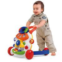 Laufen lernen mit der 2in1 Chicco Mobil Lauflernhilfe 06526101240306