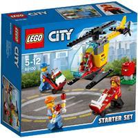 LEGO City 60100 Flughafen Starter-Set