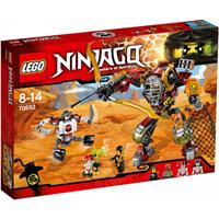 LEGO NINJAGO 70592 Schatzgräber M.E.C.