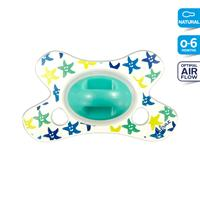 6001231 Difrax Soother Natural 0 6 Wish