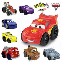 Fisher-Price Little People Wheelies Mini Auto CARS 2 - Verschiedene Fahrzeuge wählbar