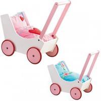 Haba Puppenwagen in verschiedenen Ausführungen