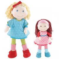 Haba mittelgroße Puppen 34 cm verschiedene Ausführungen