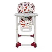 7933674 Chicco Polly Progres5 Cherry Front