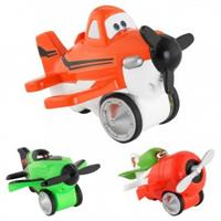 Fisher-Price Disney Cars Planes Rollers Rev 'n Go