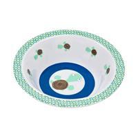 Lässig Schüssel Dish Bowl Melamine/Silicone Schildkröte