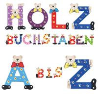 Playshoes Holz-Buchstaben