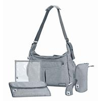 Babymoov Wickeltasche Urban Bag Smokey Detaol 01