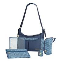 Babymoov Wickeltasche Urban Bag Blue Navy Detail 01