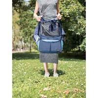 Babymoov Wickeltasche Urban Bag Blue Navy Detail 03