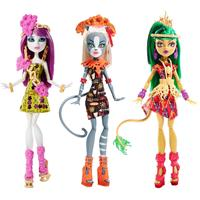 Mattel Monster High Monster-Grauszeit