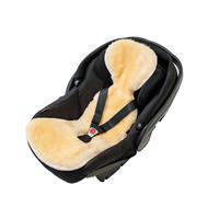 Altabebe MT4022L Nordkap Lammfell Sitzauflage für Babyschale