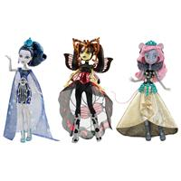 Mattel Monster High Buh York Gala Freunde CHW64