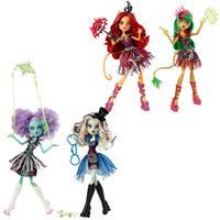 Mattel Monster High Schaurig schäne Show Puppen CHY01