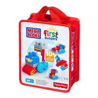 Mega Bloks Thementasche Lustige Fahrzeuge Ansichtsdetail 03