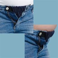 Carriwell 175 Flexi Belt 3er Set Blau Creme Schwarz 02 Detailansicht 01