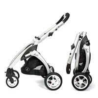 Casualplay Kudu 4 Kinderwagen Aluminium Tasche BOREAL 18058 5 Ansichtsdetail 03