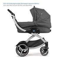 Chicco Kinderwagenaufsatz Babywanne fuer Sportwagen Artic ANTHRACITE 11359 2 Detailansicht 01