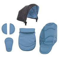Chicco Zubehörteile Color Pack Urban 2017 Power Blue