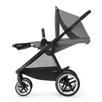 Cybex Balios M Kinderwagen 2017 manhattan grey Liegeposition