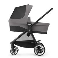 Cybex Iris M Air Kinderwagen 2017 manhattan grey Mit M Line Carrycot