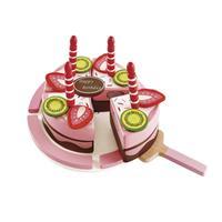 Hape Geburtstagskuchen Double Flavored Birthday Cake
