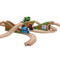 Fisher-Price BDG65 Thomas & seine Freunde Verwandlungs-Brücke - Holz