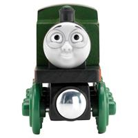 Fisher Price Thomas die Lokomotive Holz BDG02 Mief 02