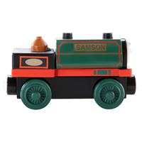 Fisher Price Thomas die Lokomotive Holz CDJ02 Samson 02