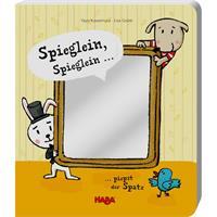 HABA 302275 Spieglein Spieglein piepst der Spatz 06