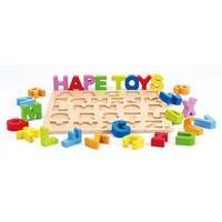 Hape Buchstaben-Puzzle: Großes ABC
