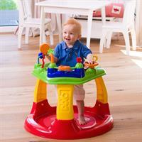 Hauck Play A Round Lauflerngeraet Dots 646014 Gehfrei Lauflerner Kind beim Spiel