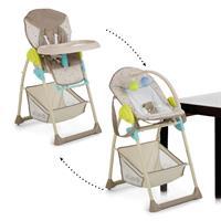 Hauck Sitn Relax 2in1 Hochstuhl für Neugeborene