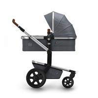 JOOLZ Day2 Studio Kombikinderwagen mit Tragewanne Gris Mit Babywanne ab Geburt