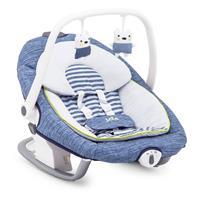 Joie Serina2in1 Babyschaukel und Babywippe in Einem Denim Angle Seat Only
