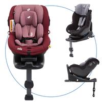 Joie i-Anchor Advance i-Size Kindersitz incl. i-Base Advance Merlot