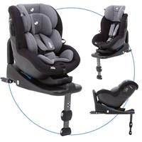 Joie i-Anchor Advance i-Size Kindersitz incl. i-Base Advance Two Tone Black