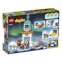 Lego Duplo Arktis 10803 Detailansicht 01