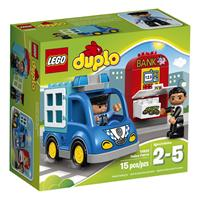 Lego Duplo Polizeistreife 10809
