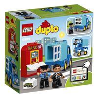 Lego Duplo Polizeistreife 10809 Detailansicht 01