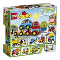 Lego Duplo Meine ersten Fahrzeuge 10816 Detailansicht 01