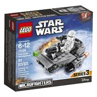 Lego Star Wars Microfighter Villain craft blue 75126