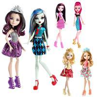 Mattel Monster High & Ever After High - Meet The Students DXH99