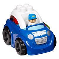 Mattel Mega Bloks Polizeiauto DYT60
